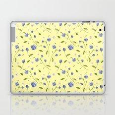 Botanical Print (Hound's Tongue)  Laptop & iPad Skin