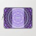 Purple #5 Laptop Sleeve