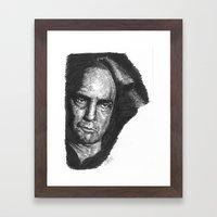Brando Framed Art Print