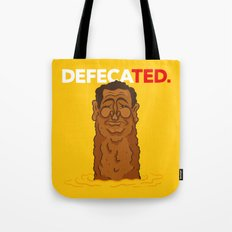 DefecaTED Tote Bag