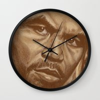 round 12..manny pacquiao Wall Clock