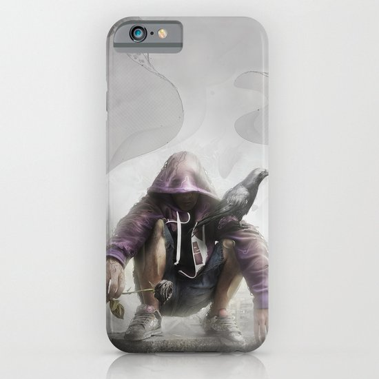The Crow of Zagreb iPhone & iPod Case