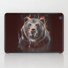 DARK BEAR iPad Case