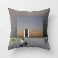 Atmosphere 31 · The Spa… Throw Pillow