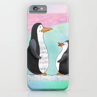 iPhone & iPod Case featuring Singing Lesson by Catherine Holcombe