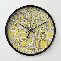 Picture Frames Aplenty Y… Wall Clock