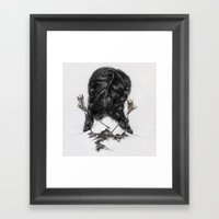 Insecurities Framed Art Print