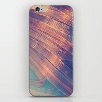 Blur//Four iPhone & iPod Skin