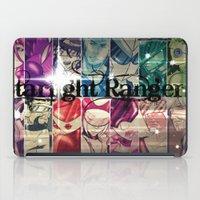 Starlight Rangers Omega … iPad Case