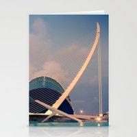 Calatrava Bridge Stationery Cards