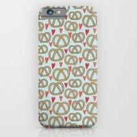 Pattern Project #43 / Pretzel Love iPhone 6 Slim Case