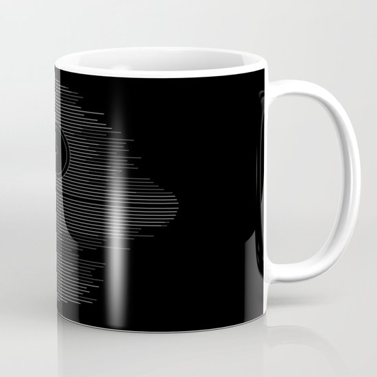 Minimalist Battlestation Mug