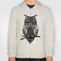 Owl of Cairo Hoody