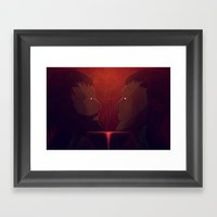 My Birthright For Some S… Framed Art Print