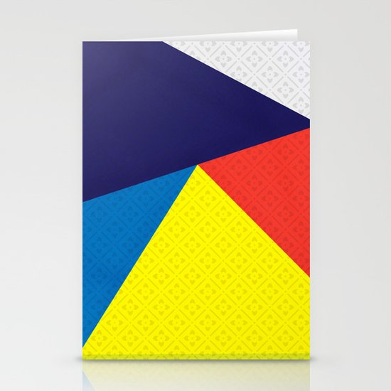 Joc Stationery Card