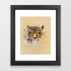 Richard Parker Framed Art Print