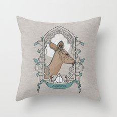 Severus Throw Pillow