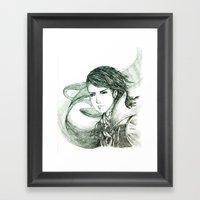 Larso Solidor Framed Art Print