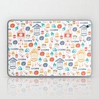 Cuckoo Pattern Laptop & iPad Skin