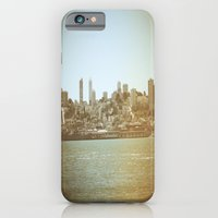 iPhone & iPod Case featuring San Francisco by Christine Workman