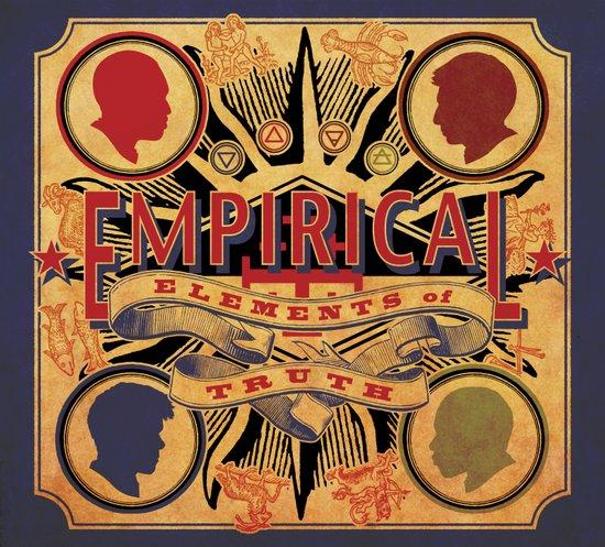 Empirical 'Elements of Truth' Album cover Art Print