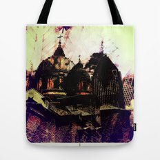 Montreal city Tote Bag