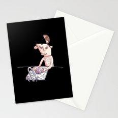 Brain Washing Stationery Cards
