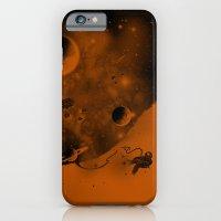Lost in Negative Space iPhone 6 Slim Case