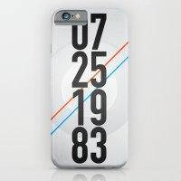 07/25/1983 iPhone 6 Slim Case