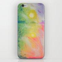 Impressions At Sundown  iPhone & iPod Skin
