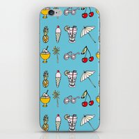 Summer! iPhone & iPod Skin