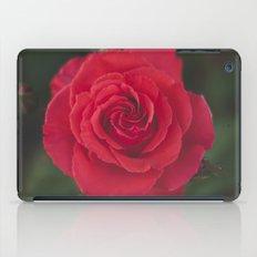 Red Rose iPad Case