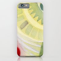 Holding iPhone 6 Slim Case