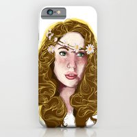 Flowers In Your Hair.... iPhone 6 Slim Case