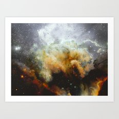 Mysteries of the Universe Art Print