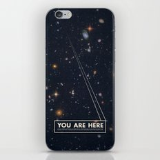 THE UNIVERSE - Space | T… iPhone & iPod Skin