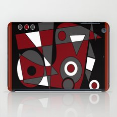 Abstract #185.2 iPad Case