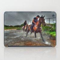 Water Horses  iPad Case