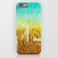 iPhone & iPod Case featuring Cleansing process by MENAGU'