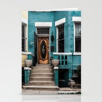 At Your Doorstep Stationery Cards