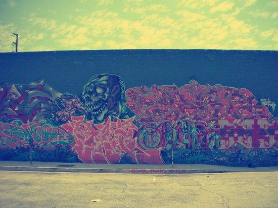 Graffiti II Canvas Print