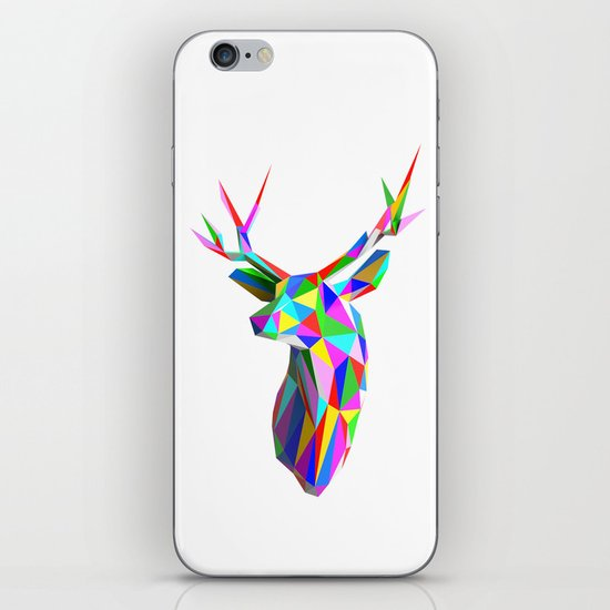 3D Stag iPhone & iPod Skin