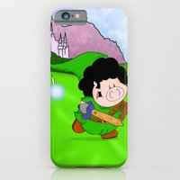 zelda iPhone & iPod Cases featuring Zelda! by Afro Pig