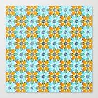 Floral 2 Canvas Print
