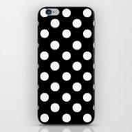 Polka Dots.. iPhone & iPod Skin