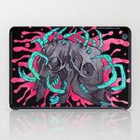 Babirusa Skulls iPad Case