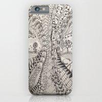 'Tangled Tree iPhone 6 Slim Case