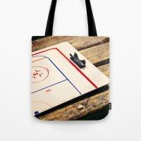 Gameplan Tote Bag