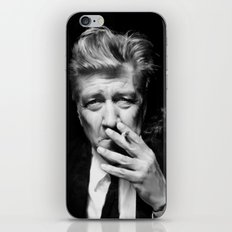David Lynch iPhone & iPod Skin