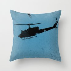 Apache Throw Pillow